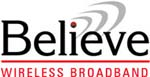 Believe Broadband logo