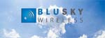 Blu Sky Wireless logo