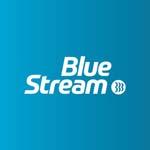 Blue Stream logo