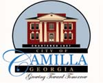 City of Camilla logo