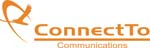 ConnectTo Communications logo