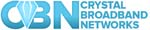 Crystal Broadband Networks logo