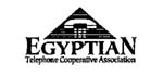 Egyptian Telephone Cooperative Association logo