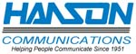 Hanson Communications, Inc. logo