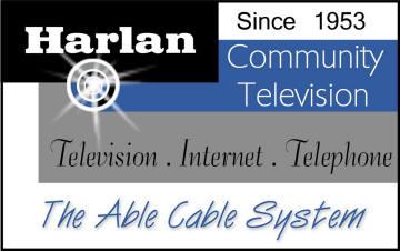 Harlan Community Television, Inc. logo