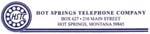 Hot Springs Telephone Company logo