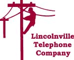 LINCOLNVILLE COMMUNICATIONS logo