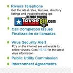 Riviera Telephone Company, Inc. logo