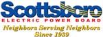 ScottsboroElectricPowerBoard logo