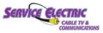 Service Electric Cable TV Inc. logo