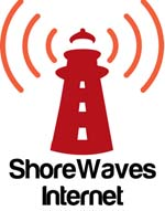 ShoreWaves logo