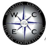 Wharton County Electric Cooperative, Inc. logo