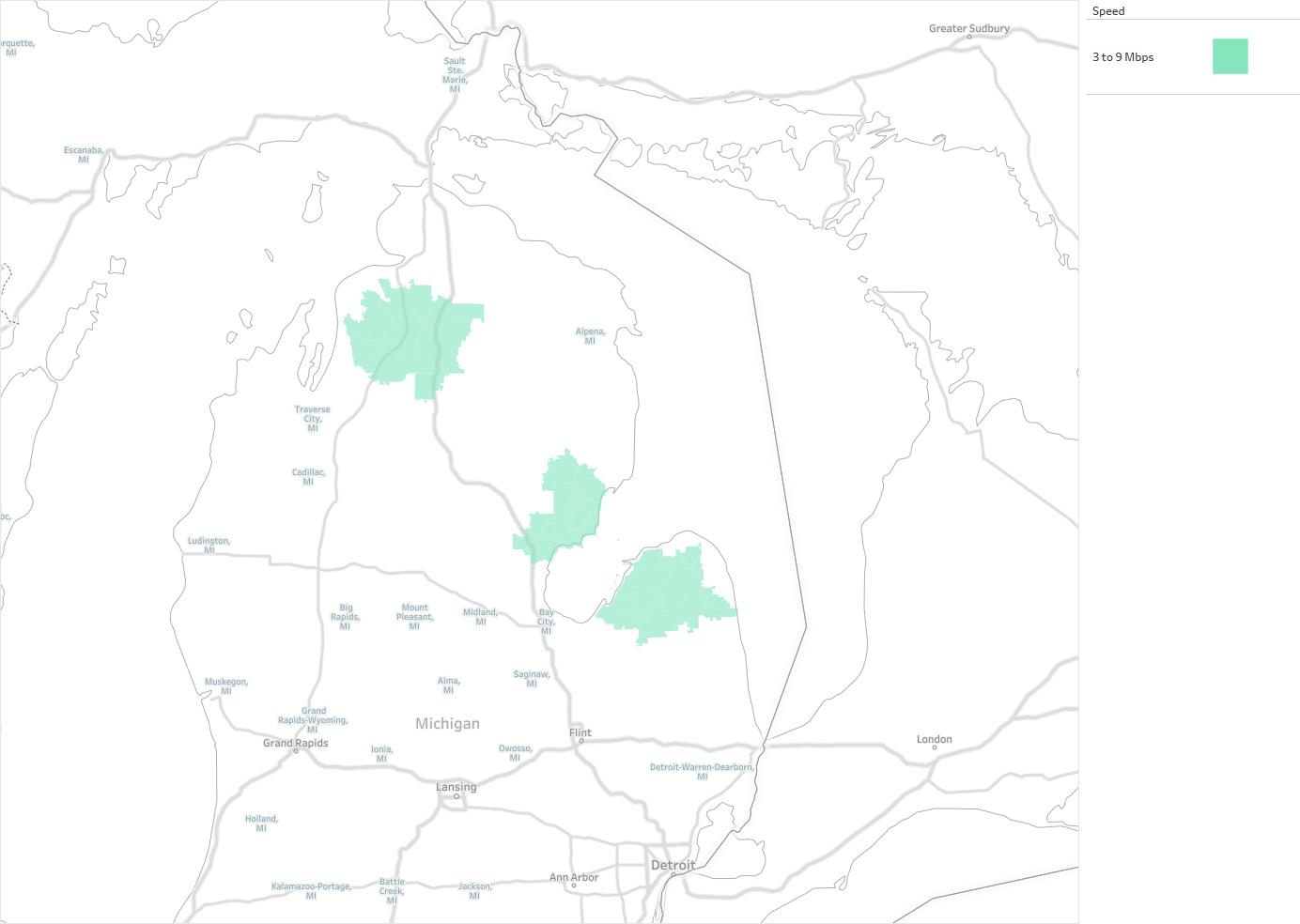 AgriValley Services Availability Areas Coverage Map Decision Data