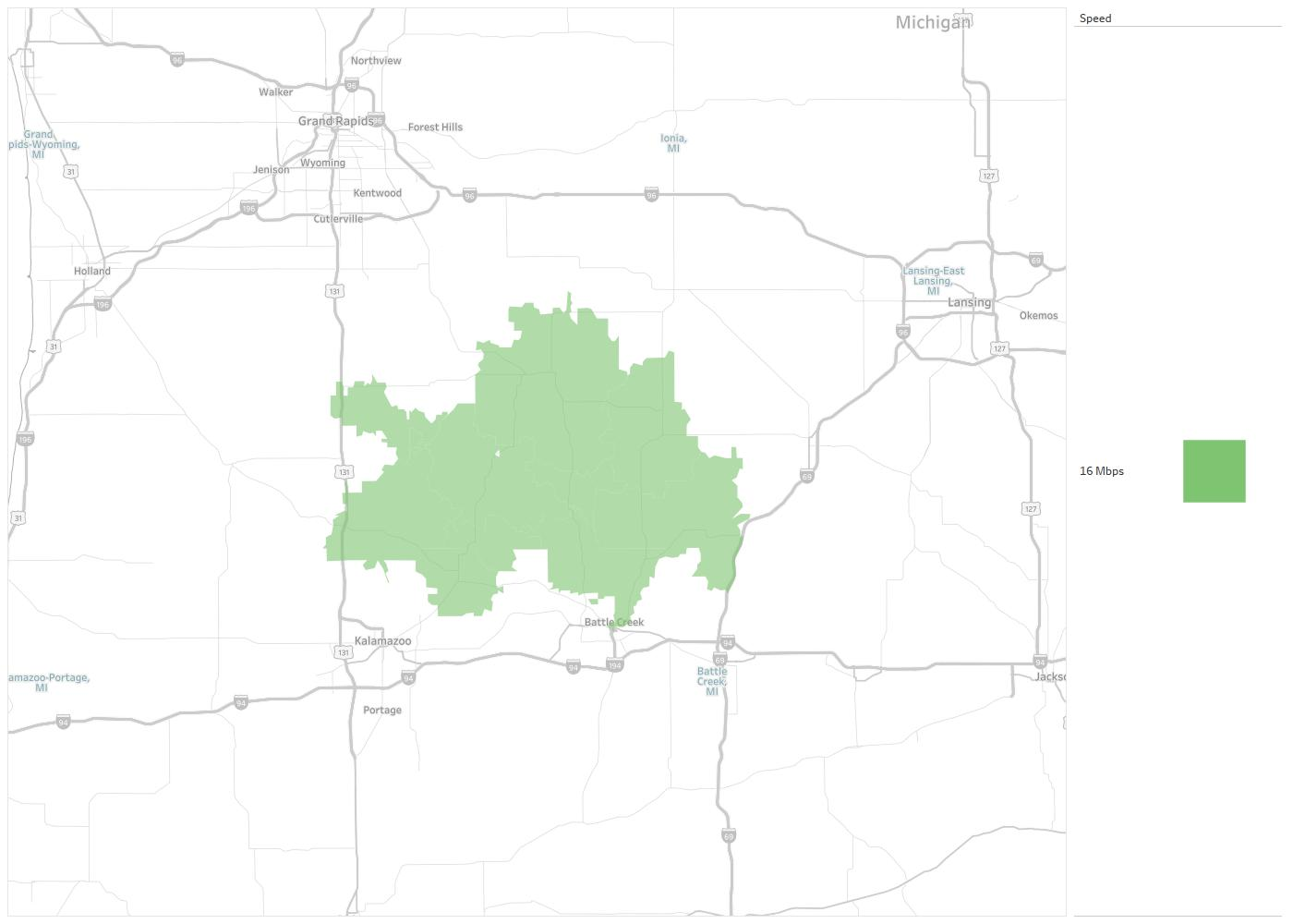Battle Creek Mi Zip Code Map.Barry County Telephone Company Availability Areas Coverage Map
