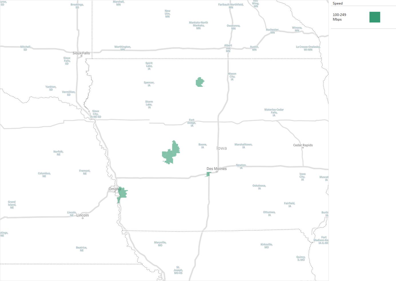 Coon Rapids Municpal Utitlies Availability Areas Coverage Map