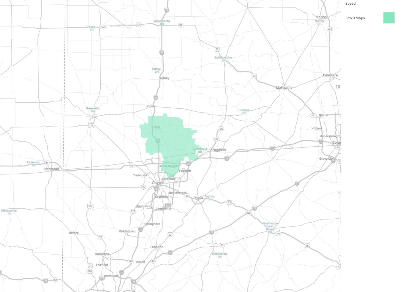 Go Bee Wireless Availability Areas Coverage Map Decision Data - Go phone coverage map