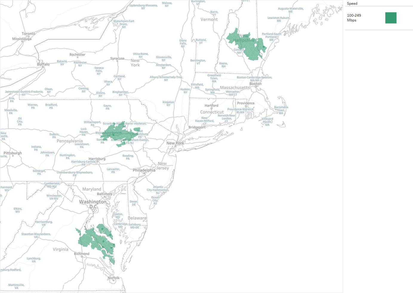 Metrocast Availability Areas Coverage Map Decision Data