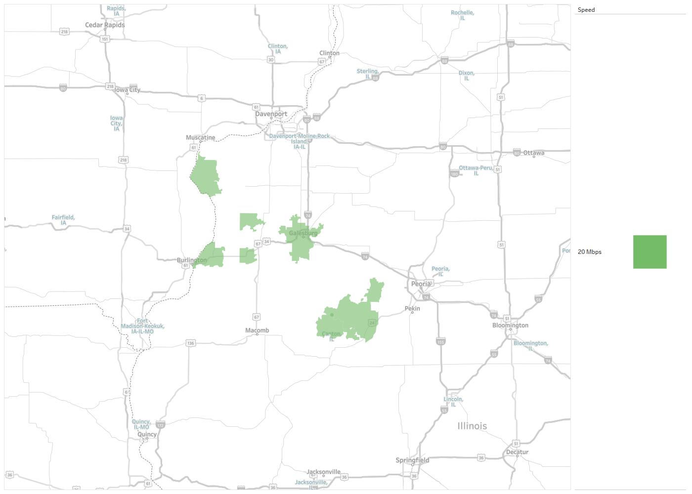 Nova Cablevision Availability Areas & Coverage Map | Decision Data on