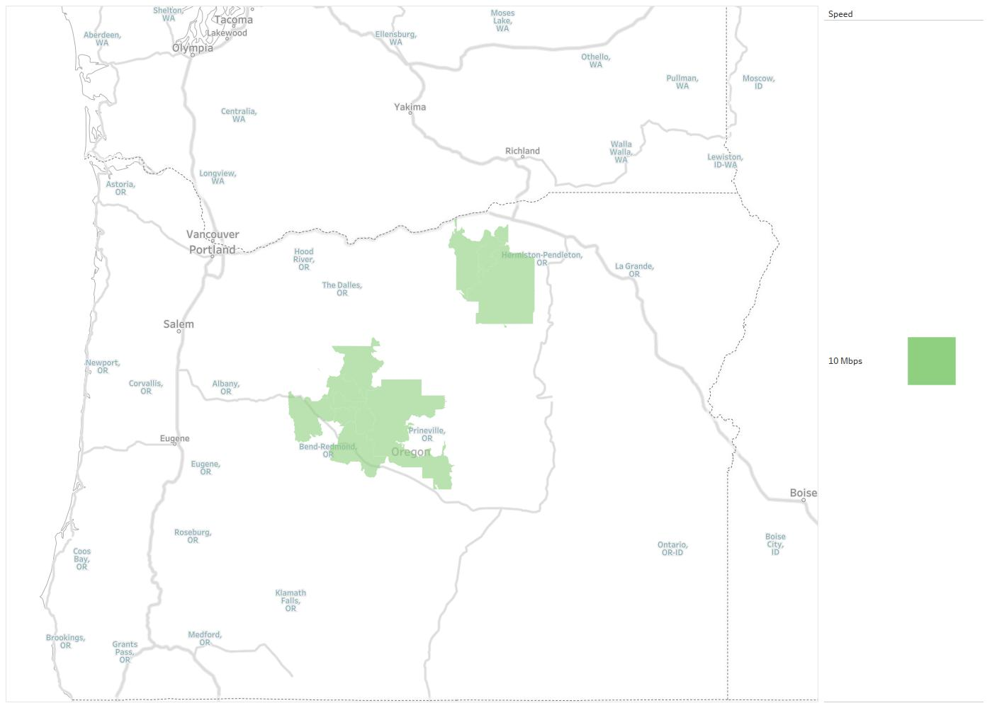 Redmond Zip Code Map.Prinetime Internet Solutions Availability Areas Coverage Map