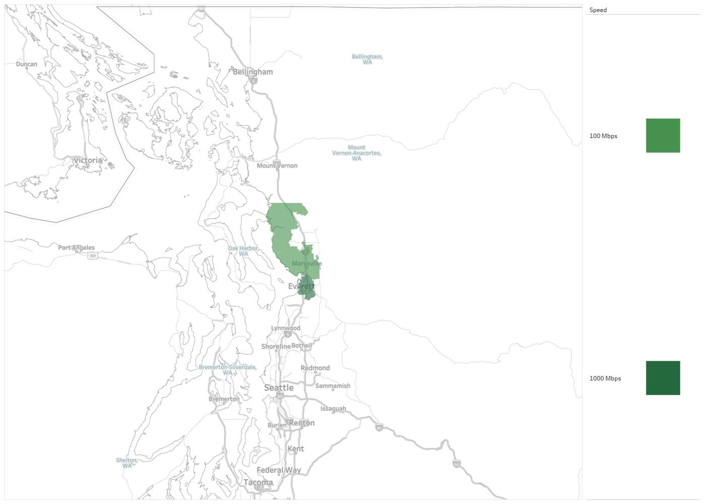Salish Networks Availability Areas Coverage Map Decision Data