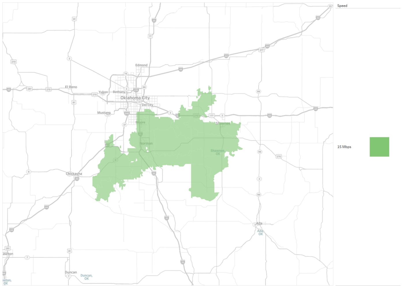 Ada Ok Zip Code Map.Sooner Wireless Availability Areas Coverage Map Decision Data