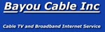 Bayou Cable logo