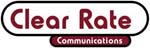 Clear Rate Communications logo