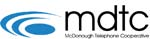 McDonough Telephone Cooperative logo