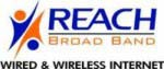 Reach Broadband logo