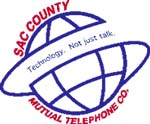 Sac County Mutual Telephone Copany logo