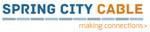 Spring City Cable TV logo